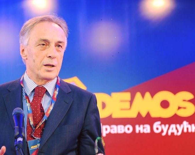 Lekić: Đukanović pokušava da prikrije propadanje države